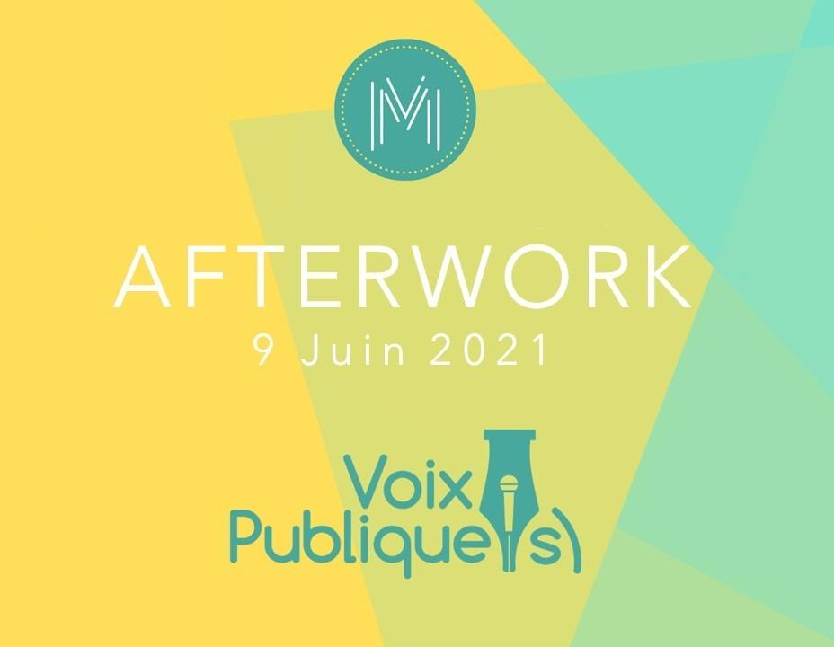 V.P. afterwork impro 9 juin
